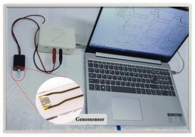 Biosensor permite la detección ultrarrápida y económica del SARS-CoV-2